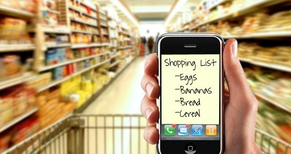 行動購物者疲於應付App