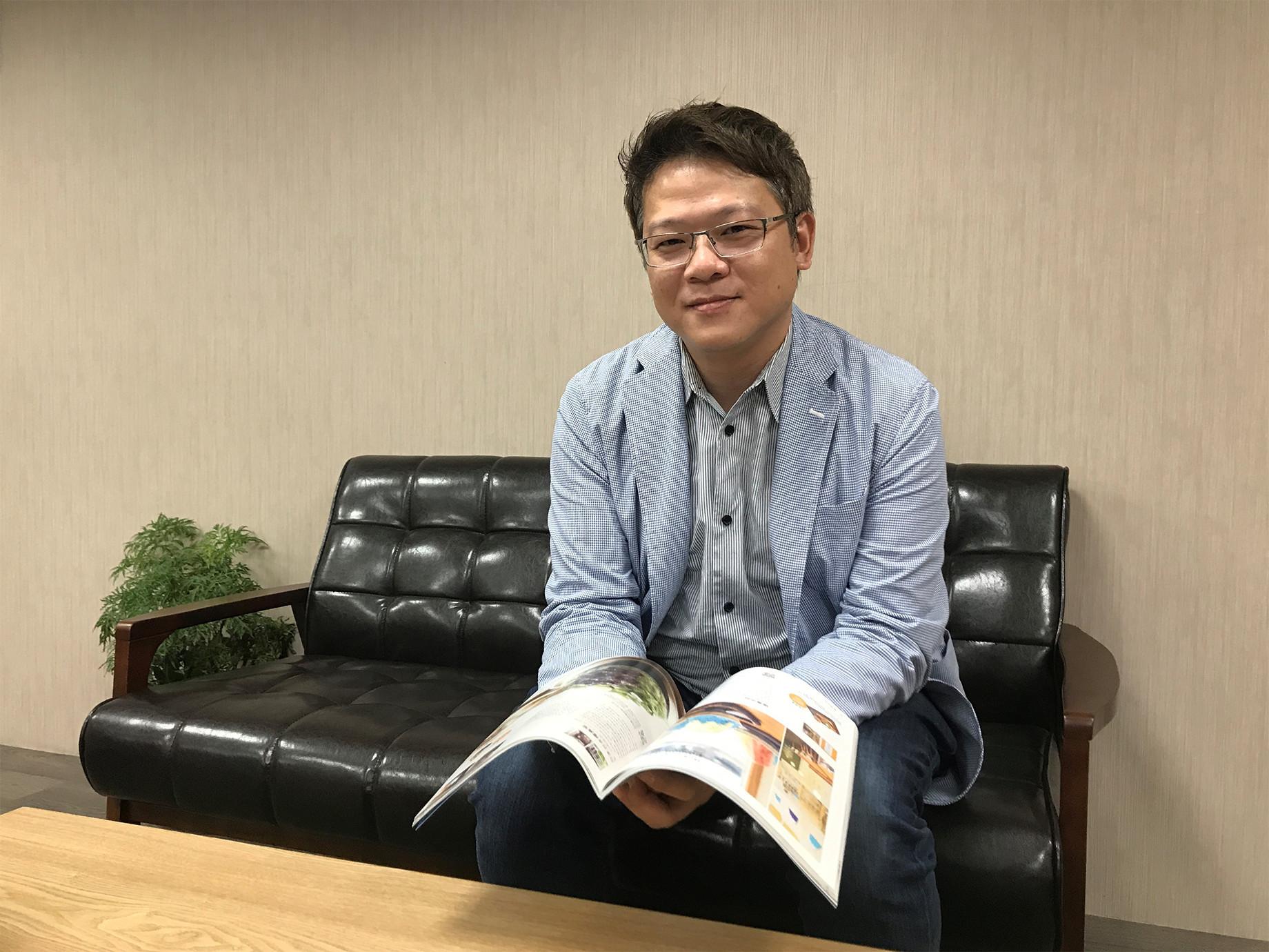 工作分享》林志豪(窩客島數位平台營運經理):每一次嘗試,都是成功的經驗值