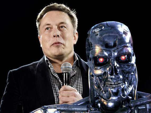 馬斯克與奇點大學創辦人眼中,未來人腦與人工智慧的連結方式