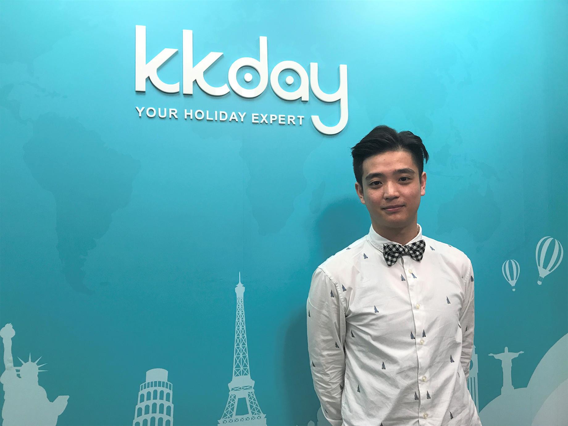 工作分享》王紀偉(KKday異業合作行銷經理):網路世界雖快,達到效益才有價值
