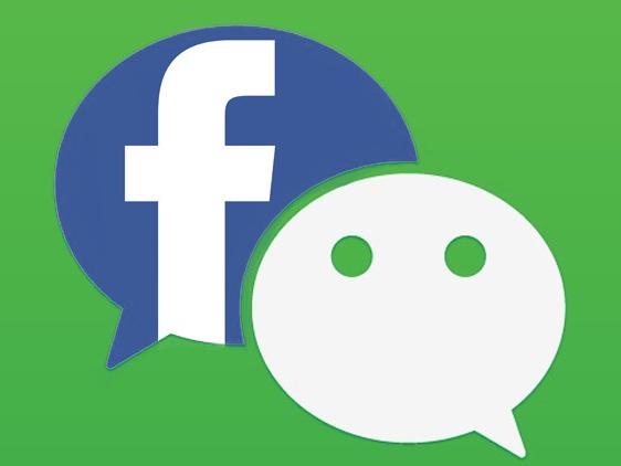 10張圖比較FB與騰訊,誰才是社群霸主?