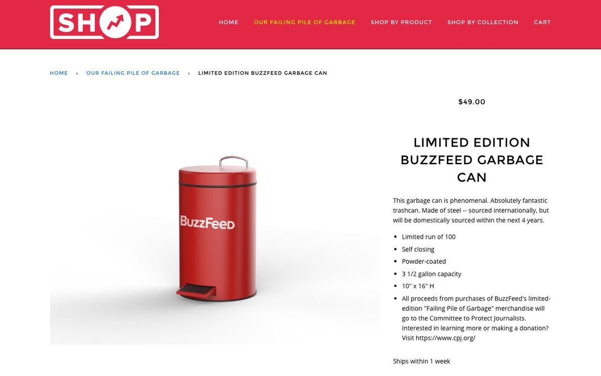 什麼都能賣,什麼都不奇怪,3大重點看Buzzfeed如何運用數據內容淘金