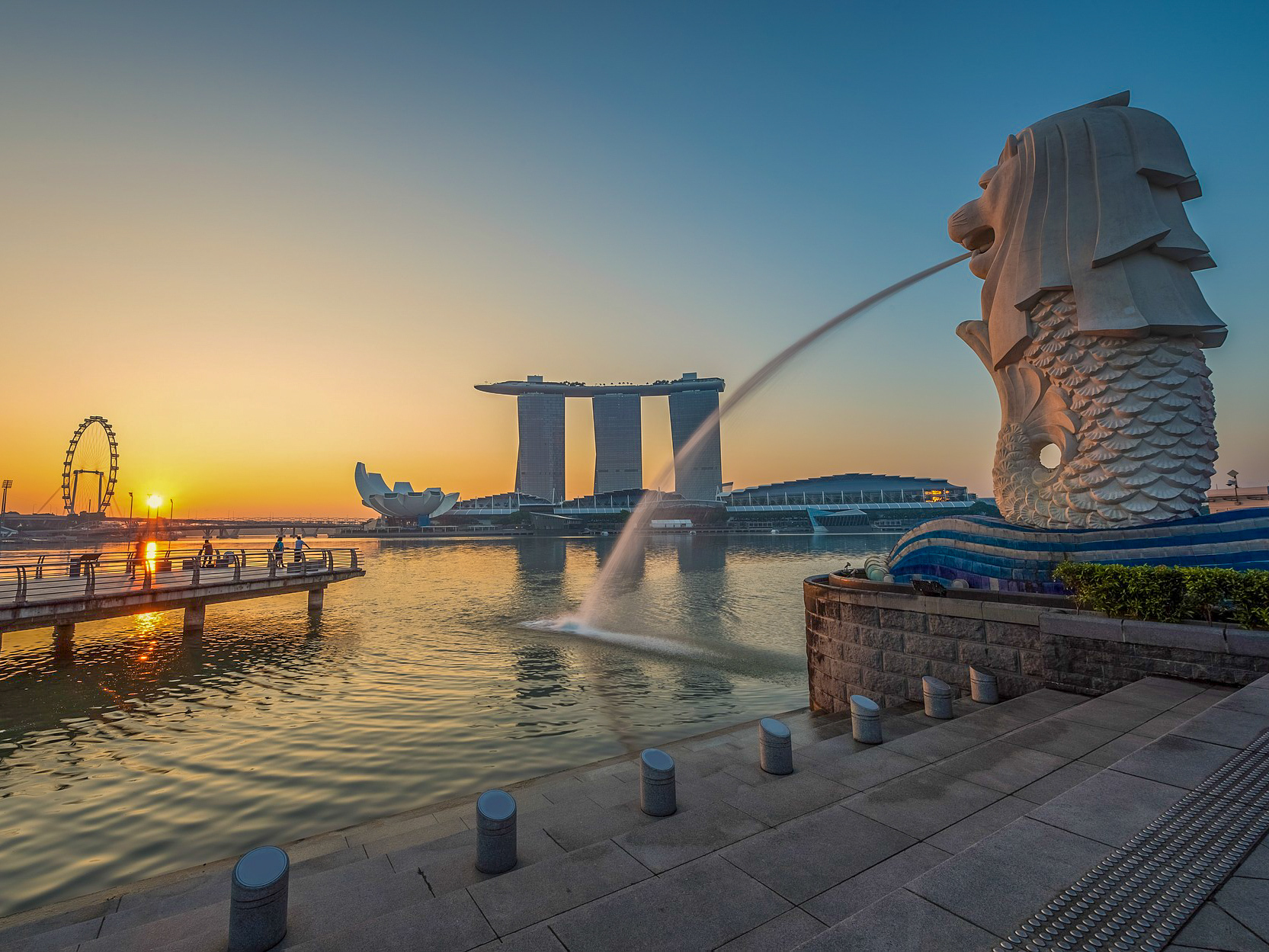 開拓東南亞電商戰局,亞馬遜與阿里巴巴的第一戰:新加坡