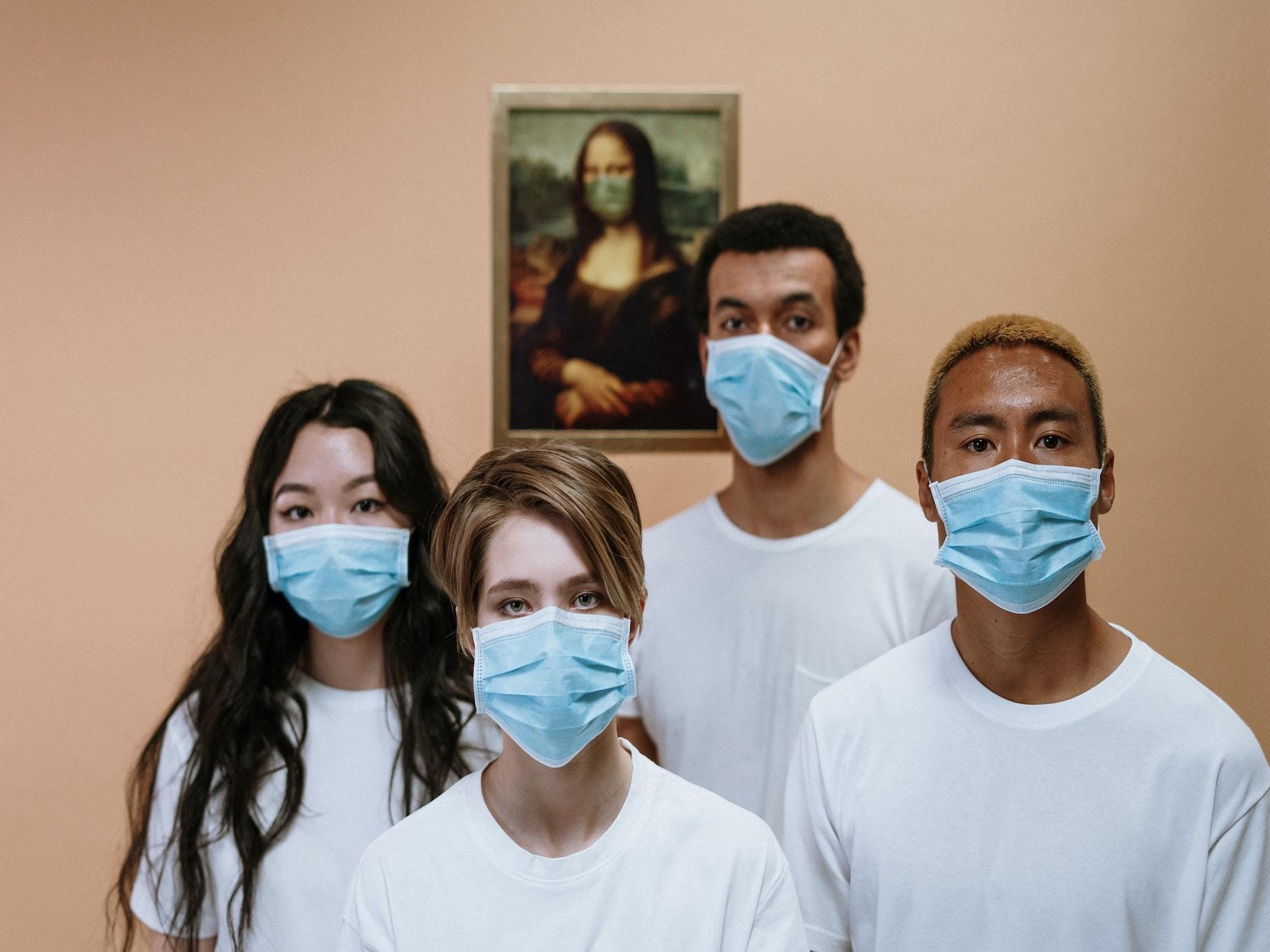 從禽流感、SARS到武漢肺炎⋯與未知病毒共存的當代,該如何自處才能守護健康?