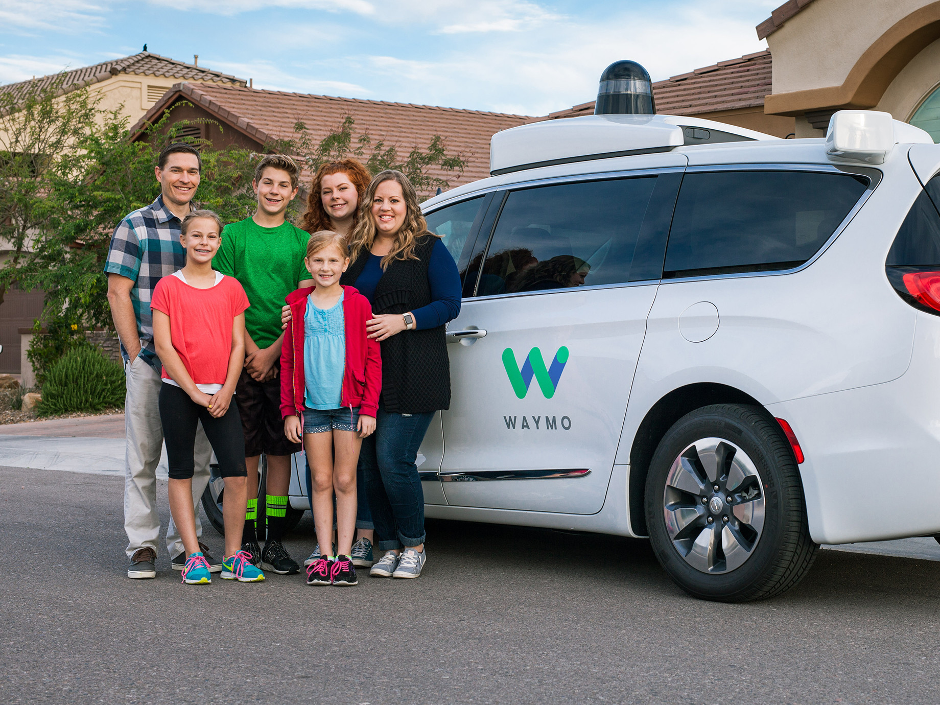 Google攜手Uber競爭對手Lyft,合作發展無人車技術