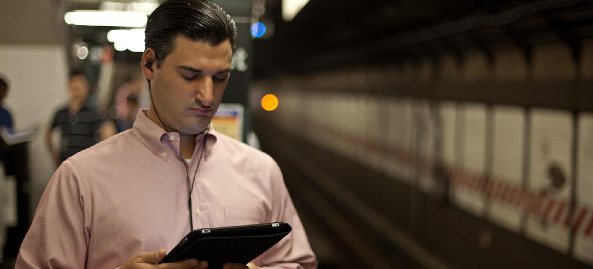 APP時代的閱讀方式,新科技將引領讀者何去何從?