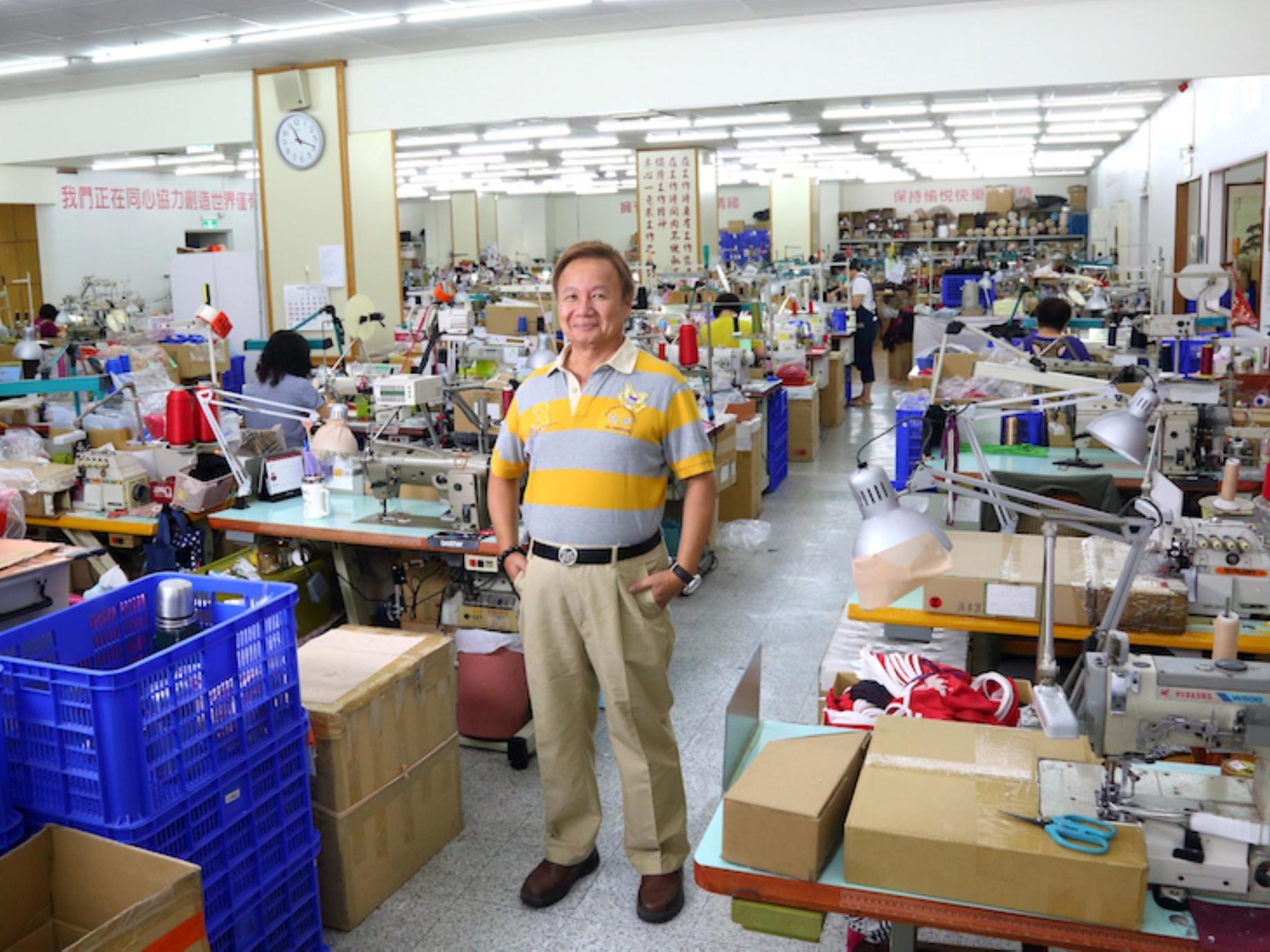 看準客製調整型內衣市場,春億國際大陸接單、台灣生產,創造數10億年營收