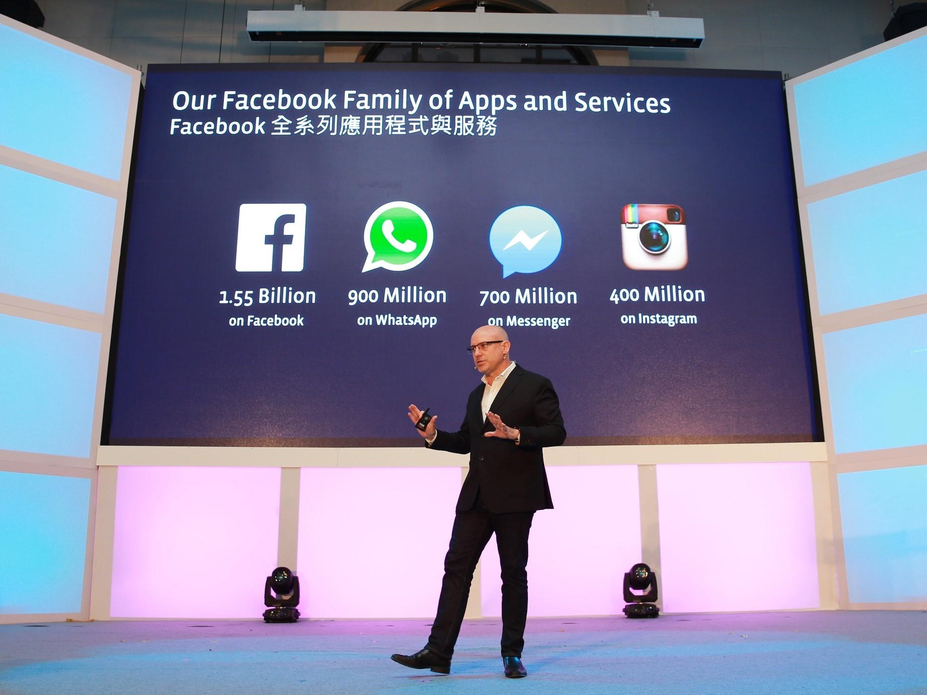 2015台北亞洲廣告會議系列- Facebook在行動商務世代的3個行銷指標趨勢