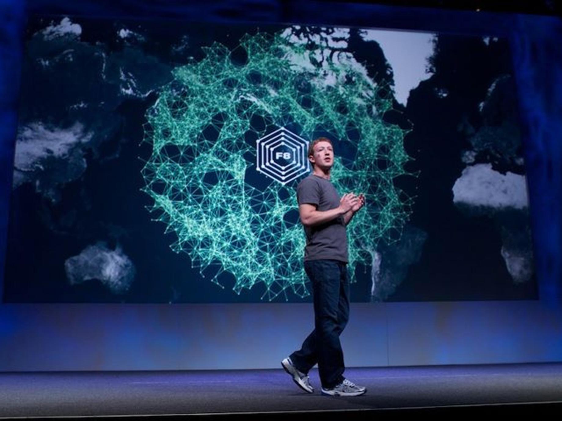 被禁 8 年,臉書用一款 App 悄悄進中國
