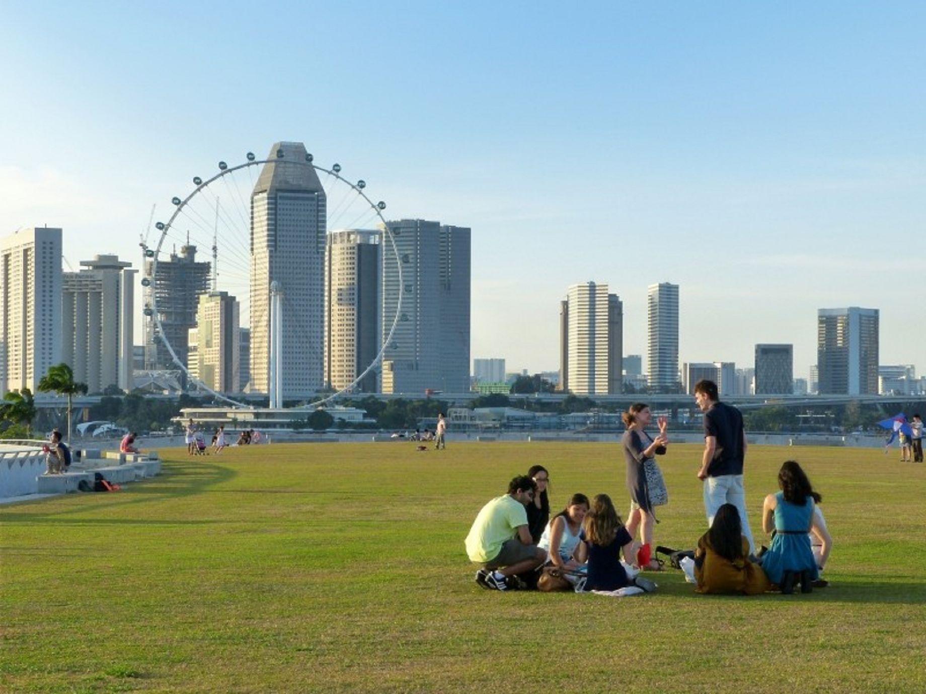 數位時代來臨,新加坡打造「智慧國」的四個戰略