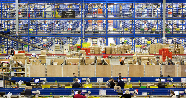 買下華盛頓郵報,亞馬遜的電商思維:「人」