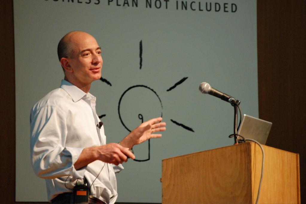 橫跨21年的長期思維,看「亞馬遜」事業快速成長的4大法則