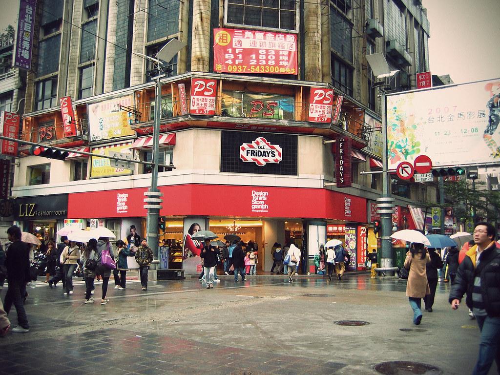 東區沒落西區崛起,從品牌與行銷角度看臺北商圈的變化