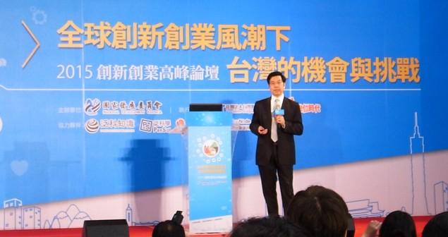 李開復:「落後反而是一種優勢,要做就做全球市場!」