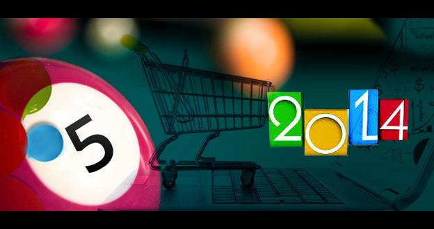加緊腳步! 2014 年電子商務四大趨勢全面進化