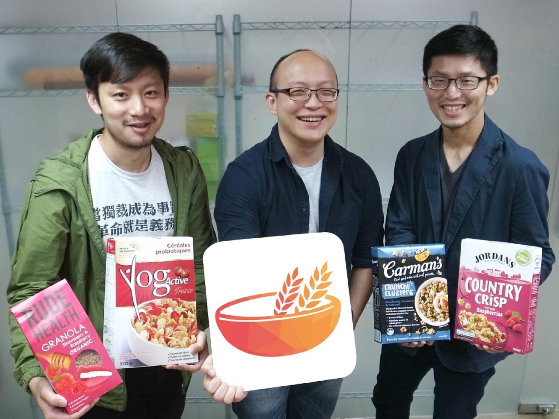 穀物電商【早餐吃麥片】:做自己的品牌電商,直接掌握客群
