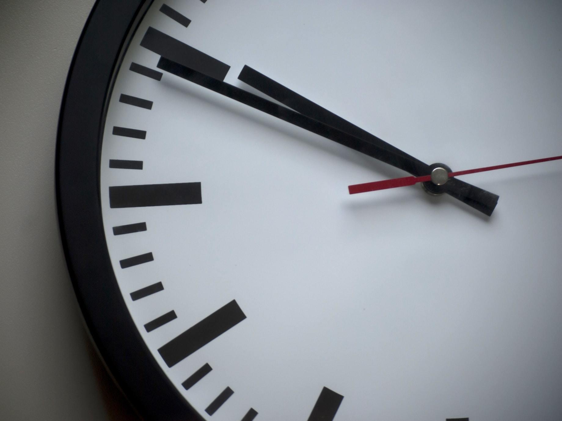 別再做無效的年度計畫!從行程分配開始健檢,你有多少時間完成目標?