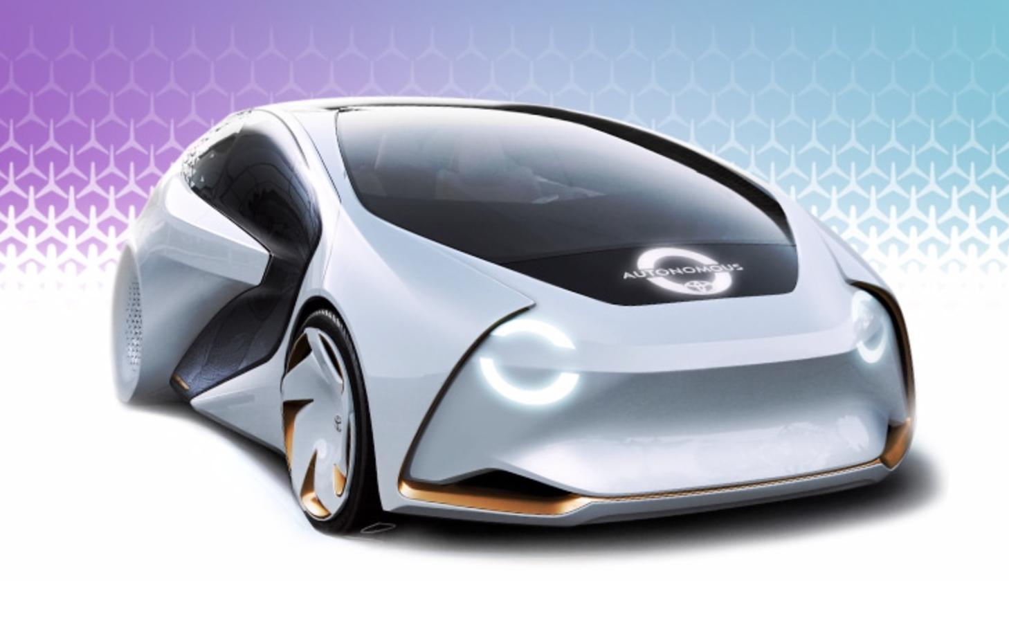 Toyota 會「讀心」的Concept-i,3招成為駕駛人最佳助理