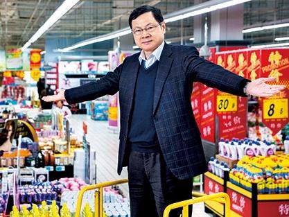 中國大潤發用門市當據點,以阿里巴巴沒有的優勢拚電商