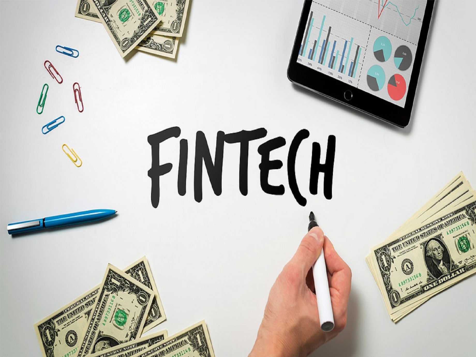 Fintech不只讓你花錢方便,更要助你好好理財