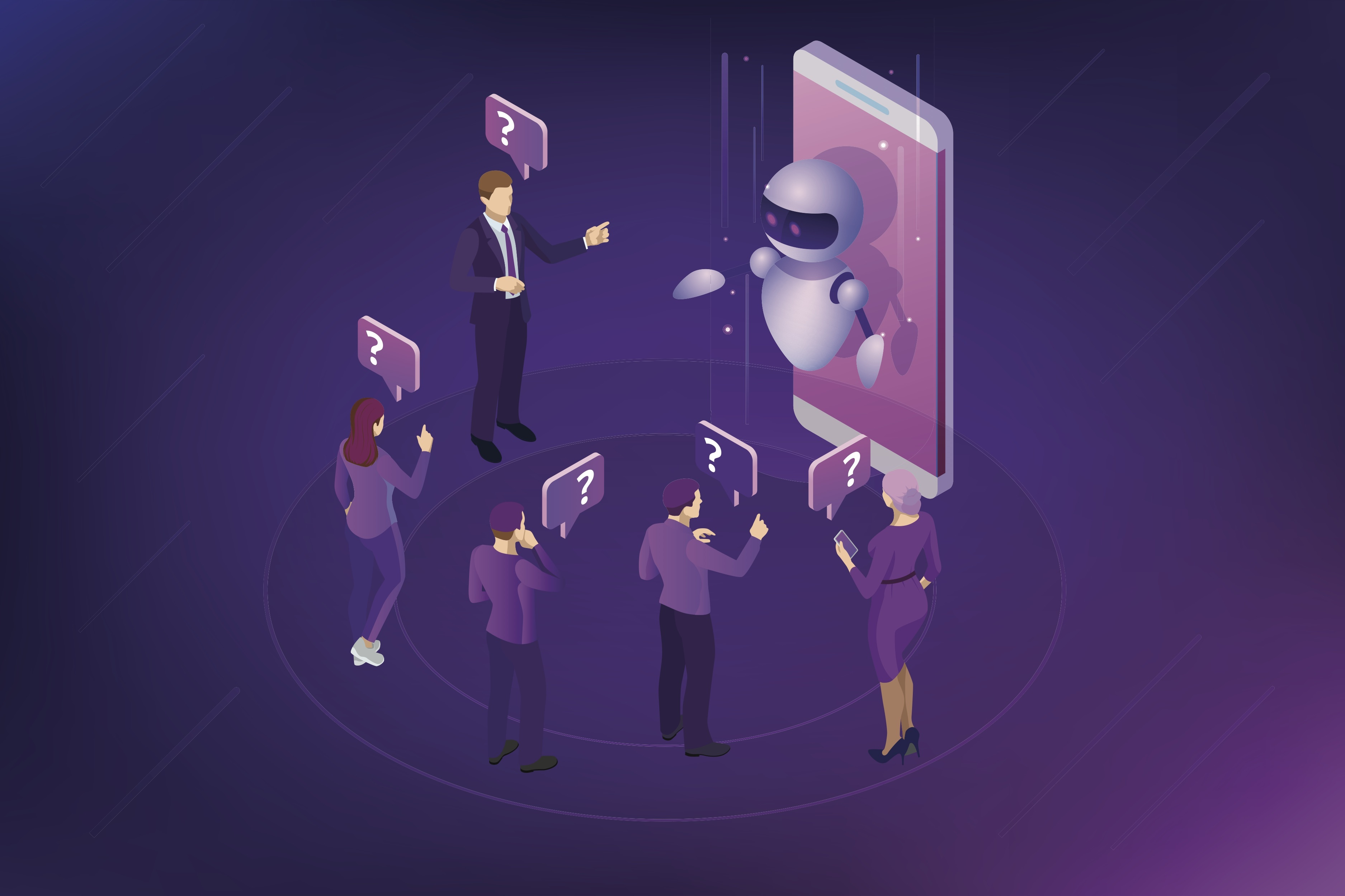 NEW行銷|聊天機器人的5個設計誤區 你踩雷了嗎?