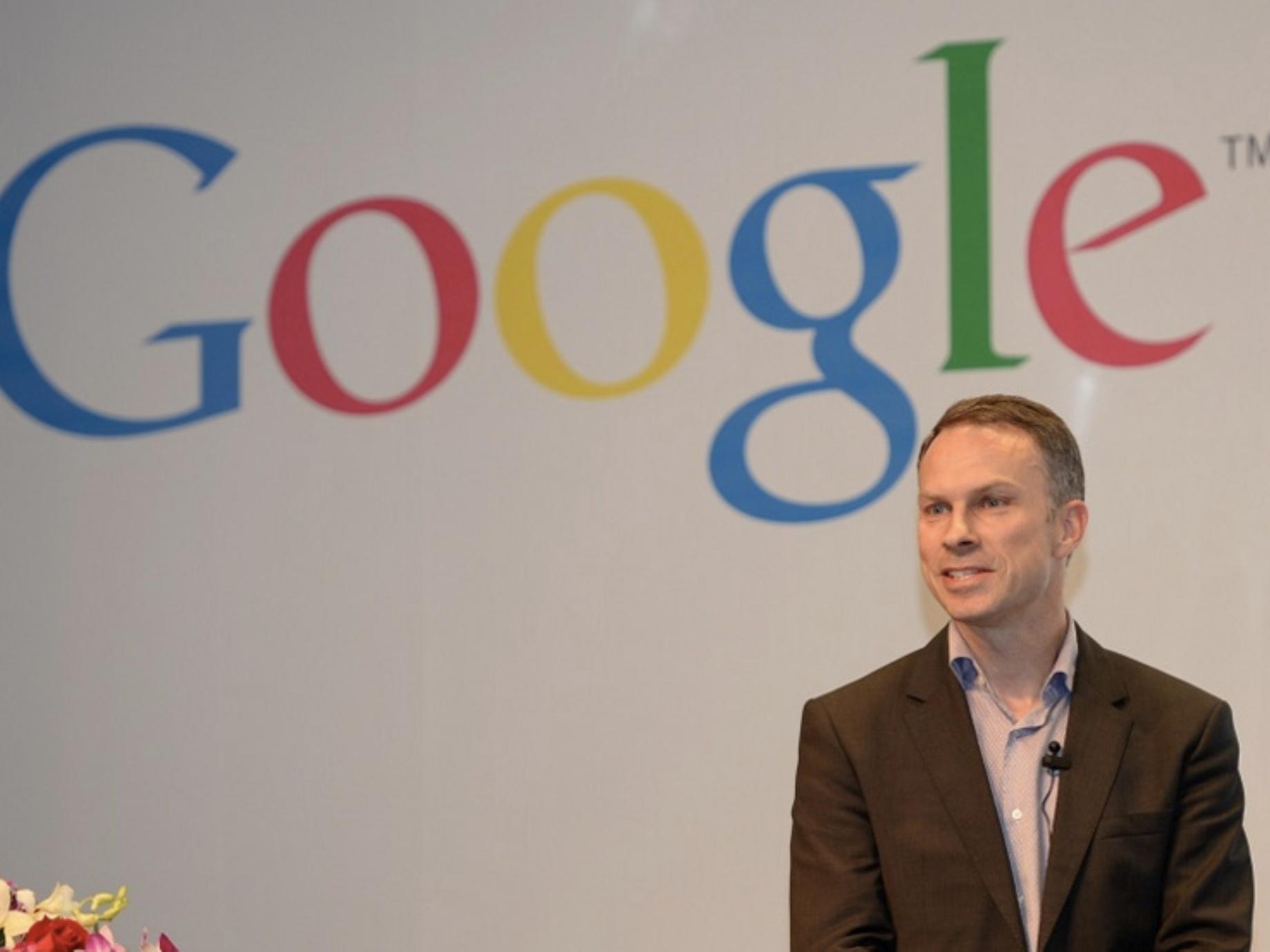 石博盟(Google大中華區總裁):讓AI成為每人觸手可及的工具