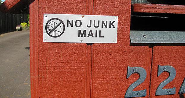 電子報被誤判為垃圾郵件的三大主因