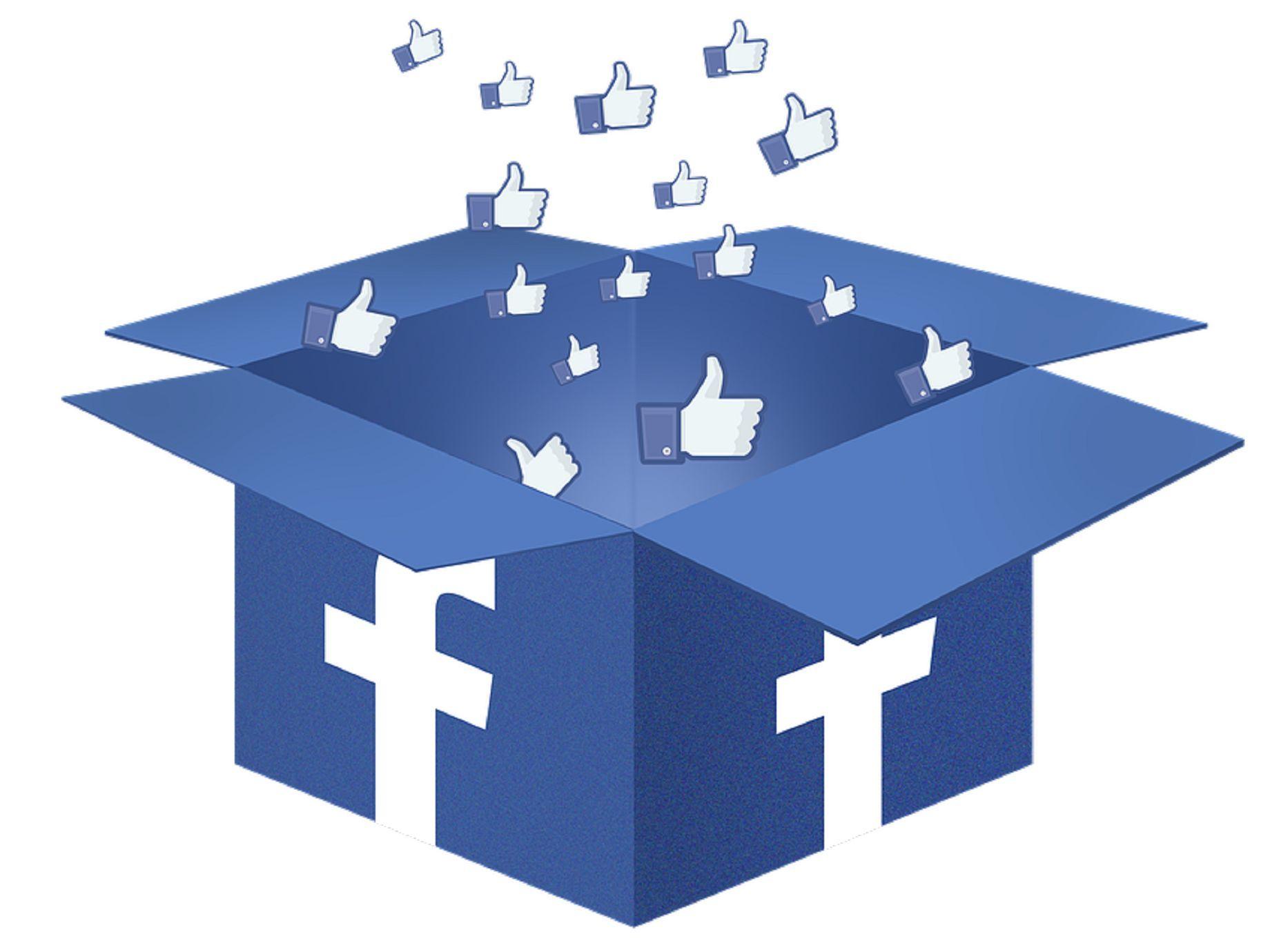 Facebook加入相機濾鏡耍花招行列,更新3大內建相機功能