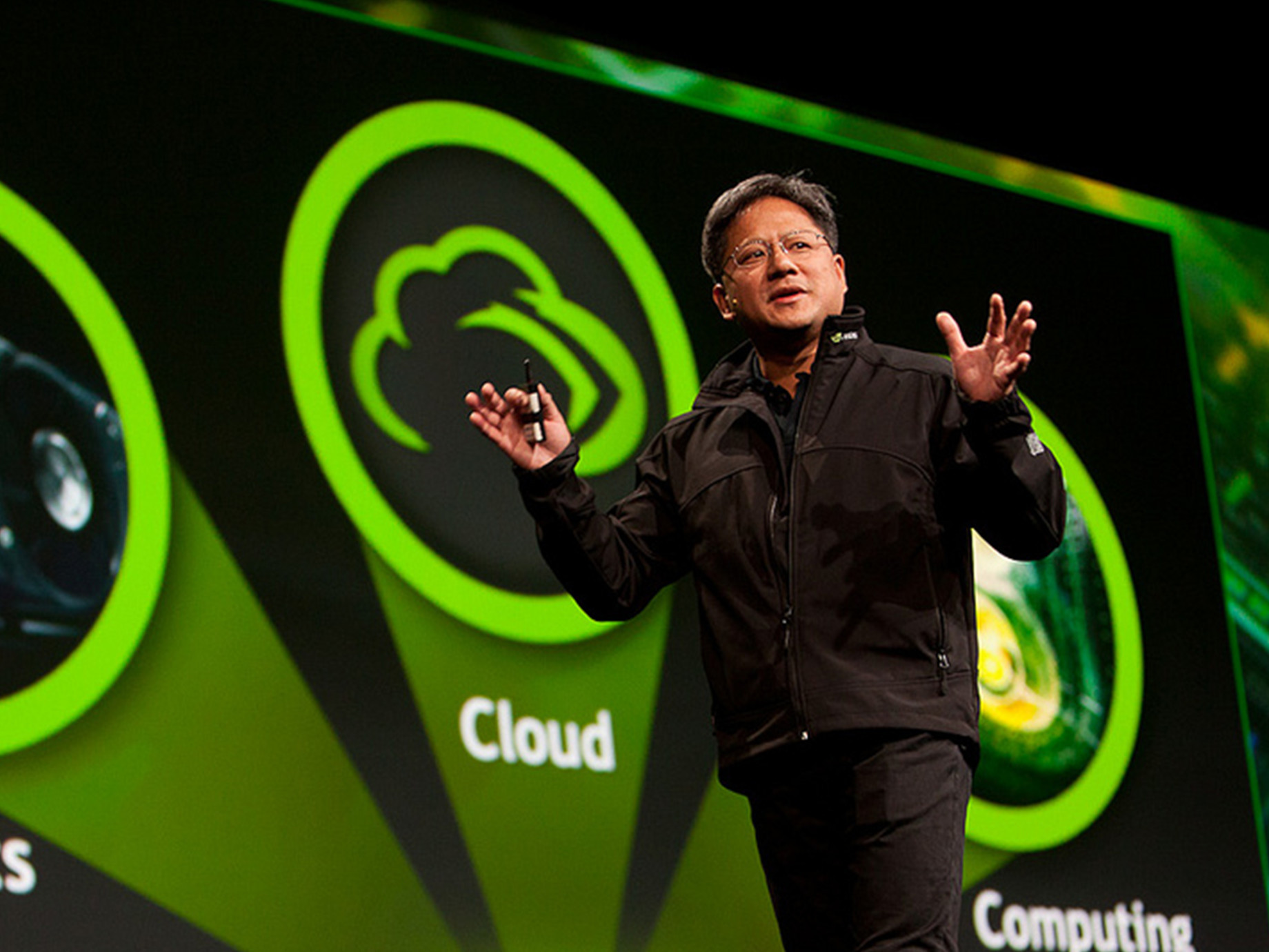 第一季營收增48.4%,Nvidia:都是AI的功勞