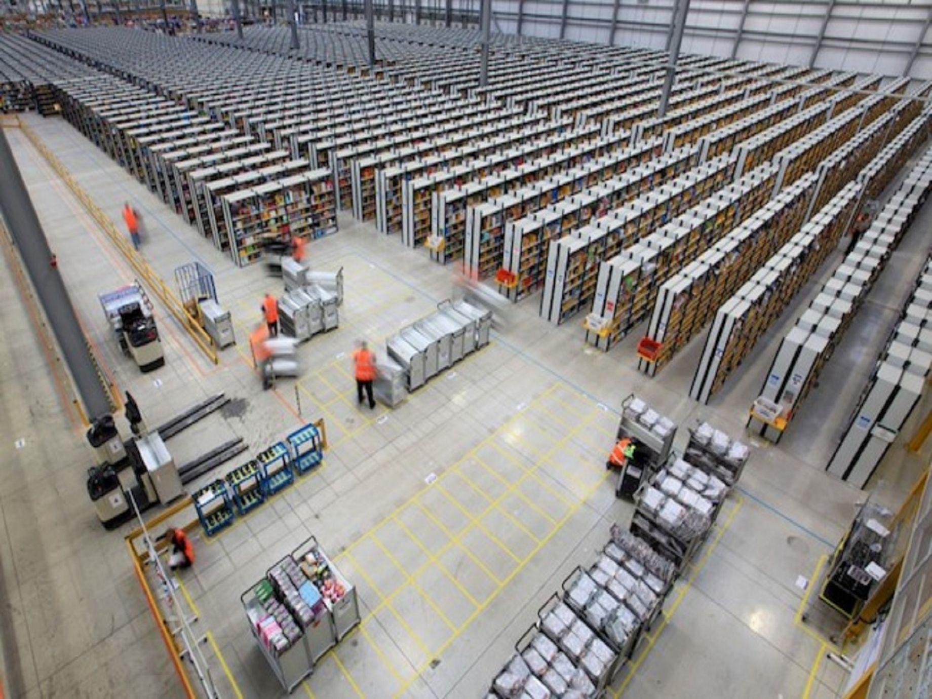 如何選對倉儲系統?分析亞馬遜倉儲和自行出貨的利與弊