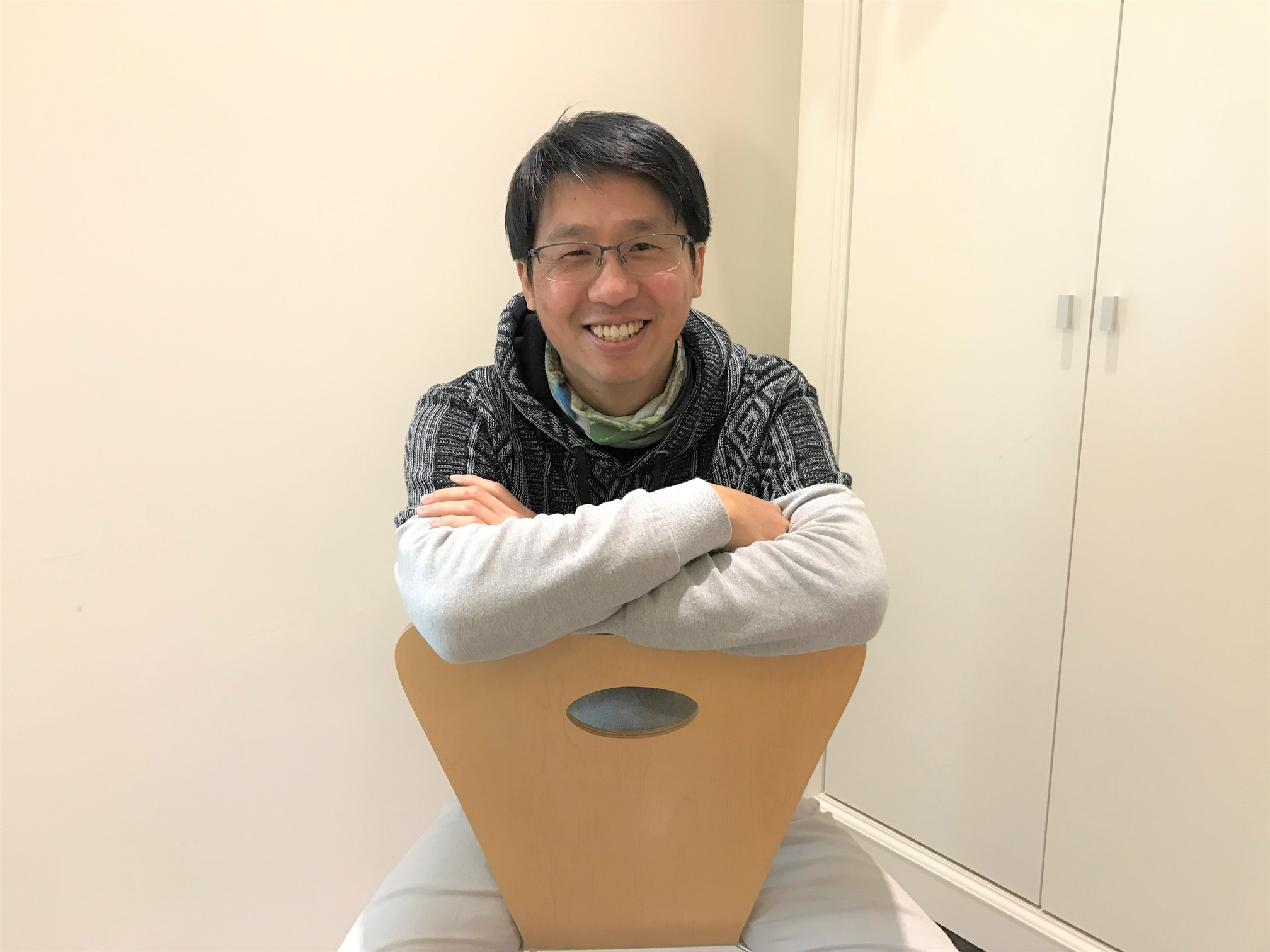 工作分享》陳世耀(親子天下社群暨影音總監):想玩、愛玩,不要被自己的工作title限制