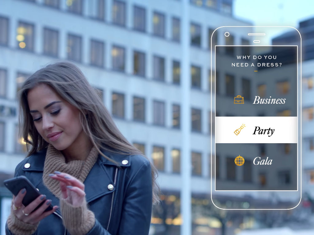 Google與H&M合作:用「數據」設計裁剪出屬於你生活態度的服裝!
