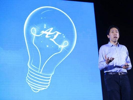 百度首席科學家吳恩達離職,百度人工智慧領域失去一名權威