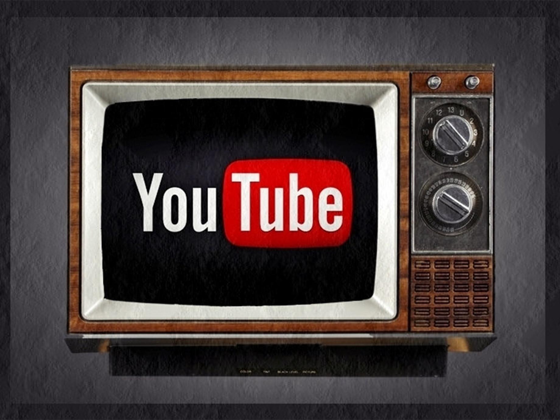 Youtube每日觀看時數破10億,新推TV功能將電視節目搬上線