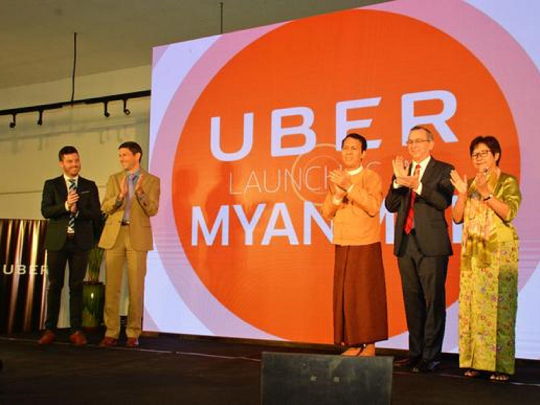 Uber正式開入緬甸,為爭緬甸市場Uber改變了!
