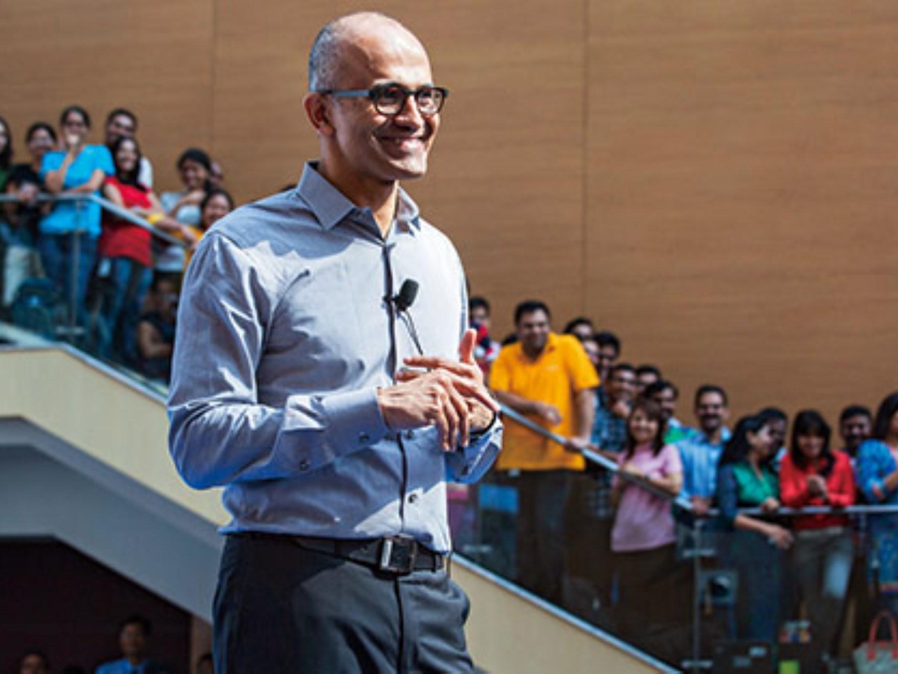 看準全球40億人行動商機!微軟印度掀數位革命
