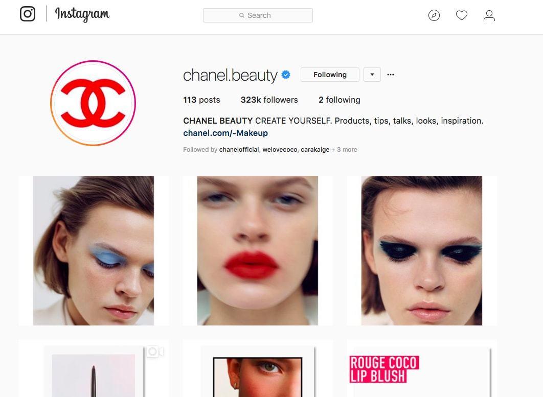 3個考量,看懂奢侈品牌Chanel為何重視起Instagram經營