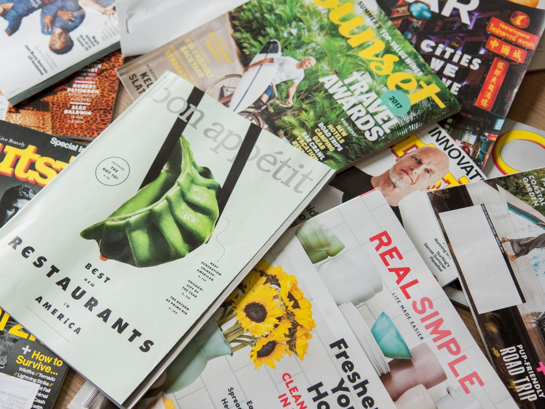 亞馬遜的老派創意:紙本目錄搶攻家庭商機