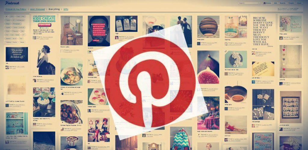 認識Pinterest》女性最愛平台、分享率比推特大一百倍!