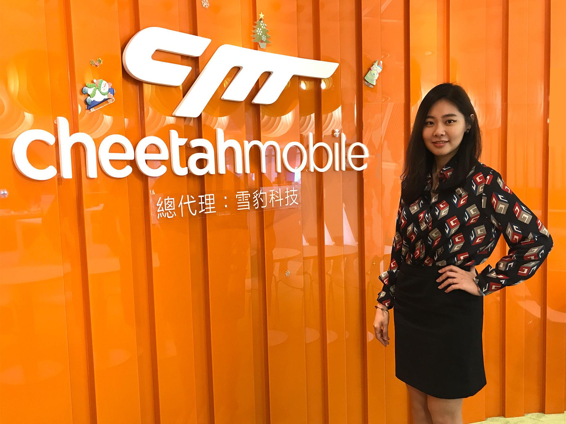 工作分享》陳俞安(雪豹科技商務拓展經理):網路變化快,接受挑戰不拘泥過去的美好