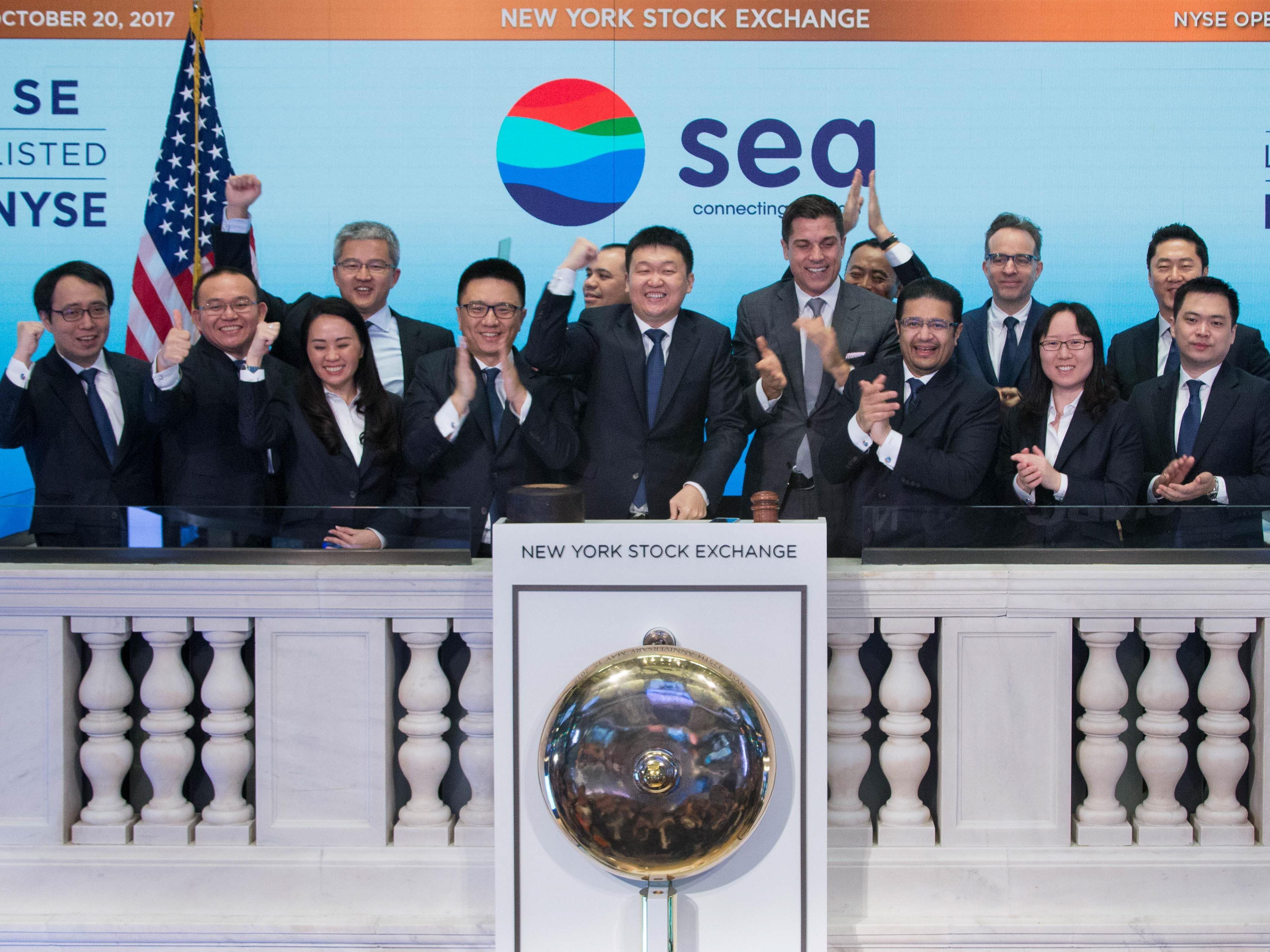 電玩起家、電商爭霸,Sea 集團何以橫跨大東南亞市場、赴美 IPO