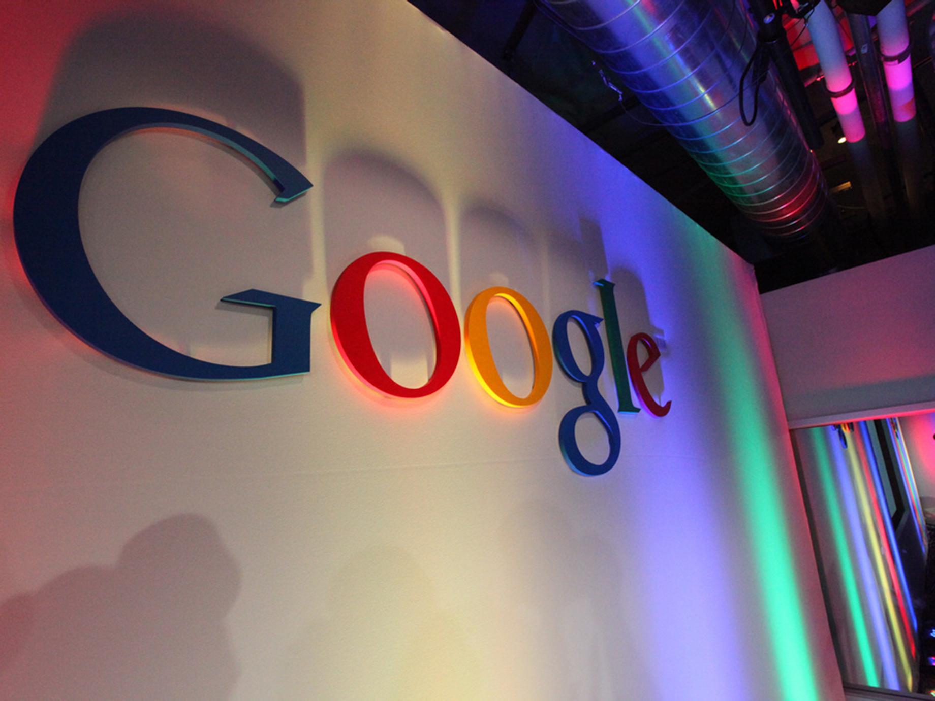 雲端大戰!「小三」Google想突圍,「人工智慧」是關鍵