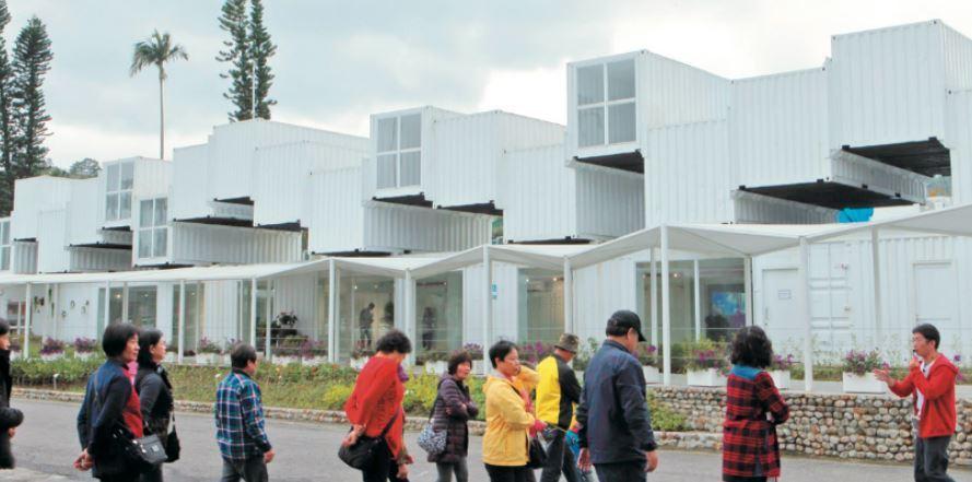 創意活化宜蘭舊廠區,台塑也要年輕化