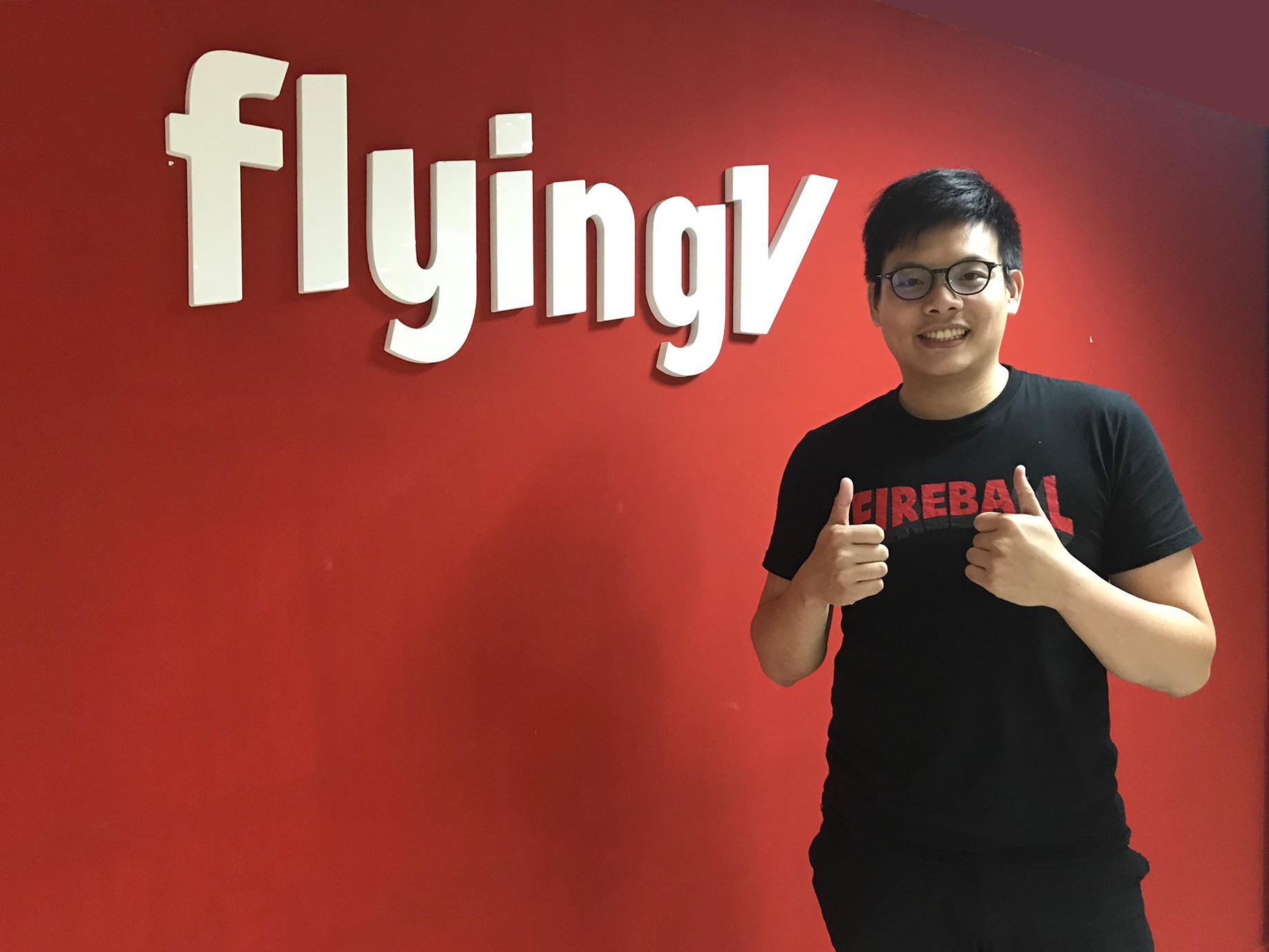工作分享》紀旻伯(flyingV產品經理):善用網路科技,讓人去做有價值的事