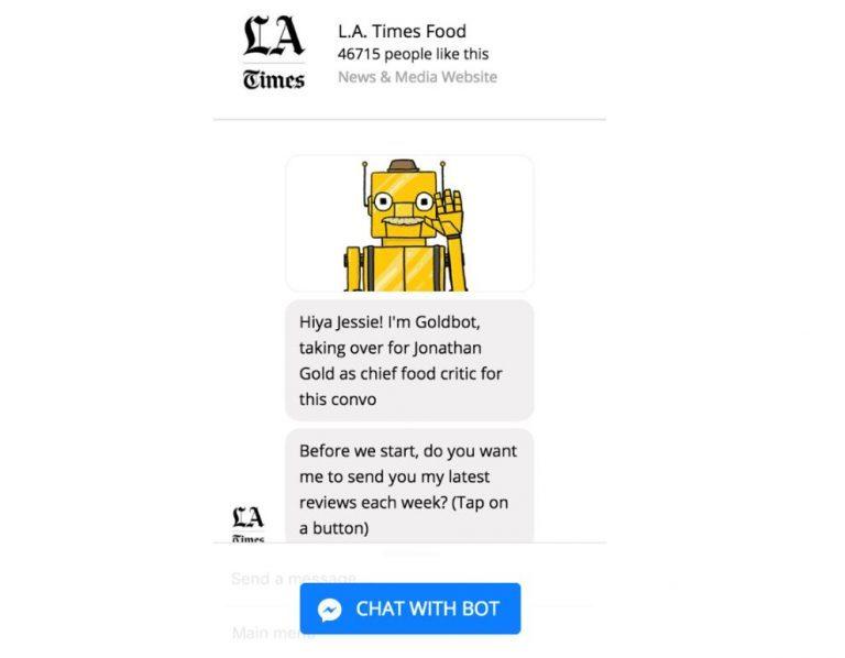 3個行銷方式,用電子報與 Chatbot 聯手讓消費者下單