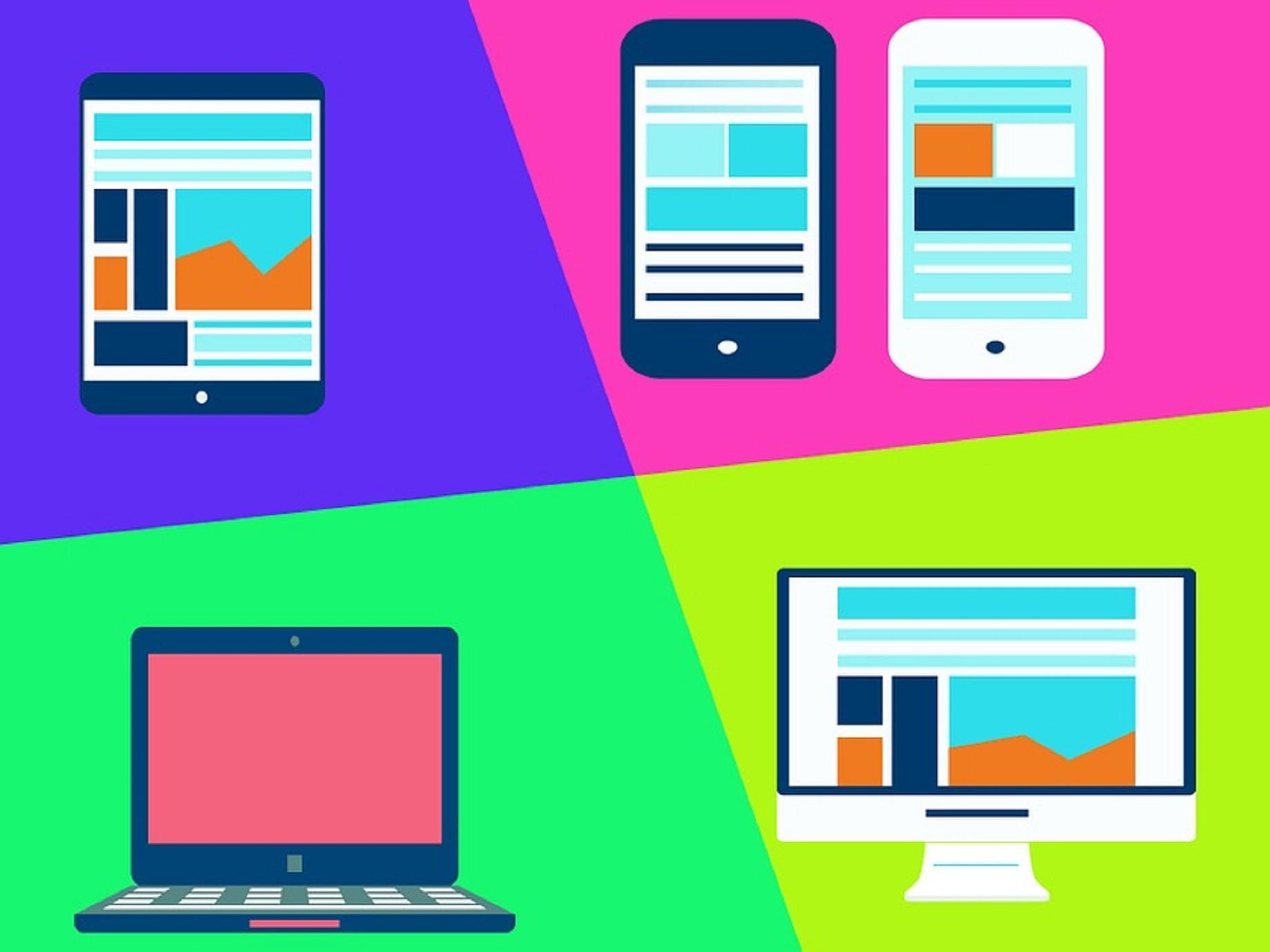 因行動裝置推波助瀾,消費者網路購物更頻繁
