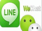 LINE、WeChat打對台,搶台灣插畫好創意