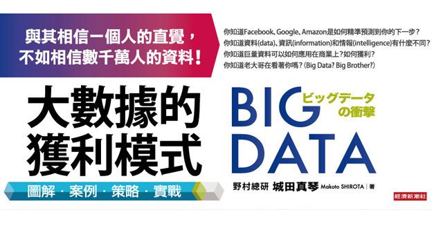 大數據如何幫助消費?