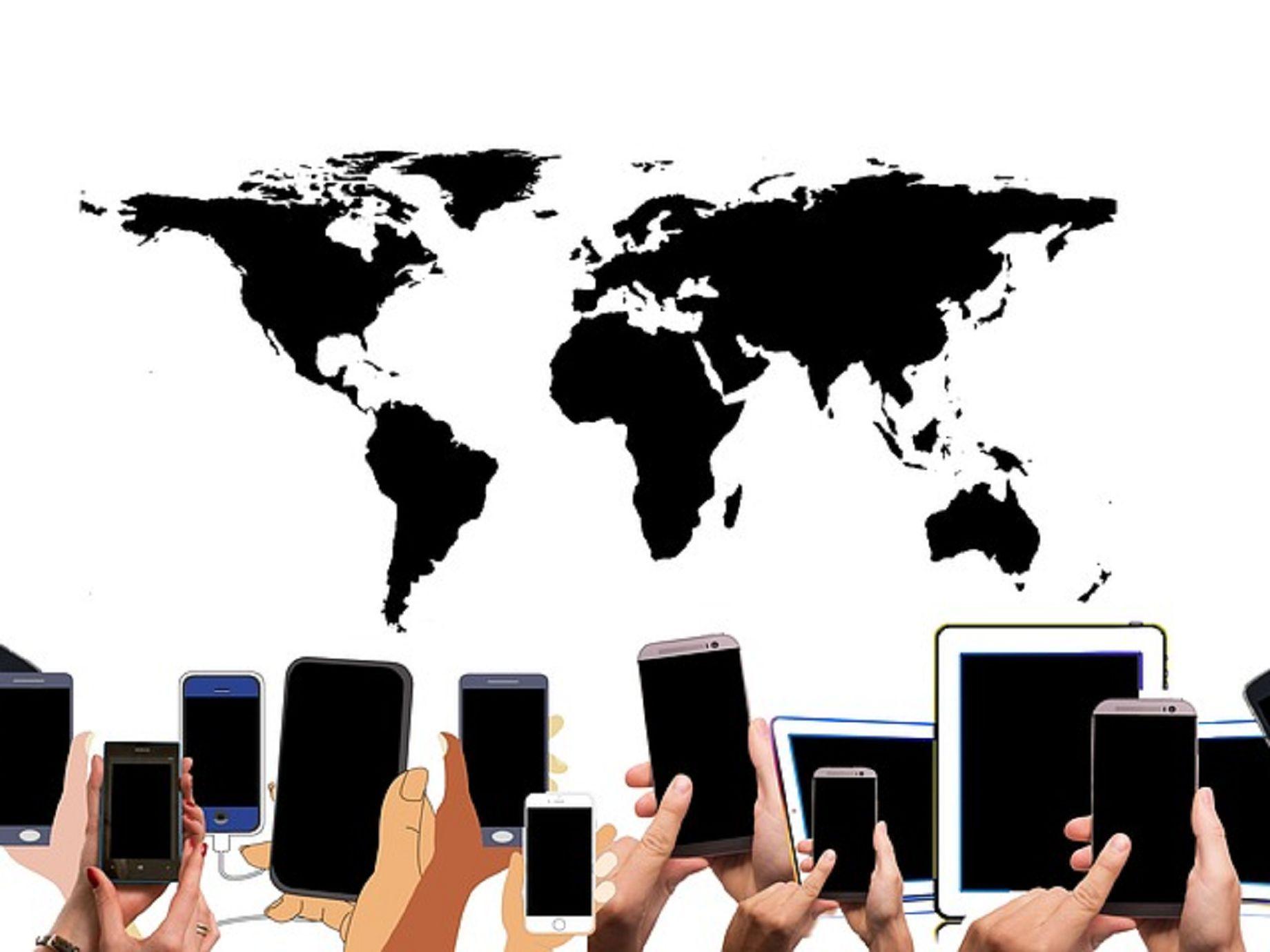 2017全球網路使用調查報告:網路、社群、手機就是我們日常生活