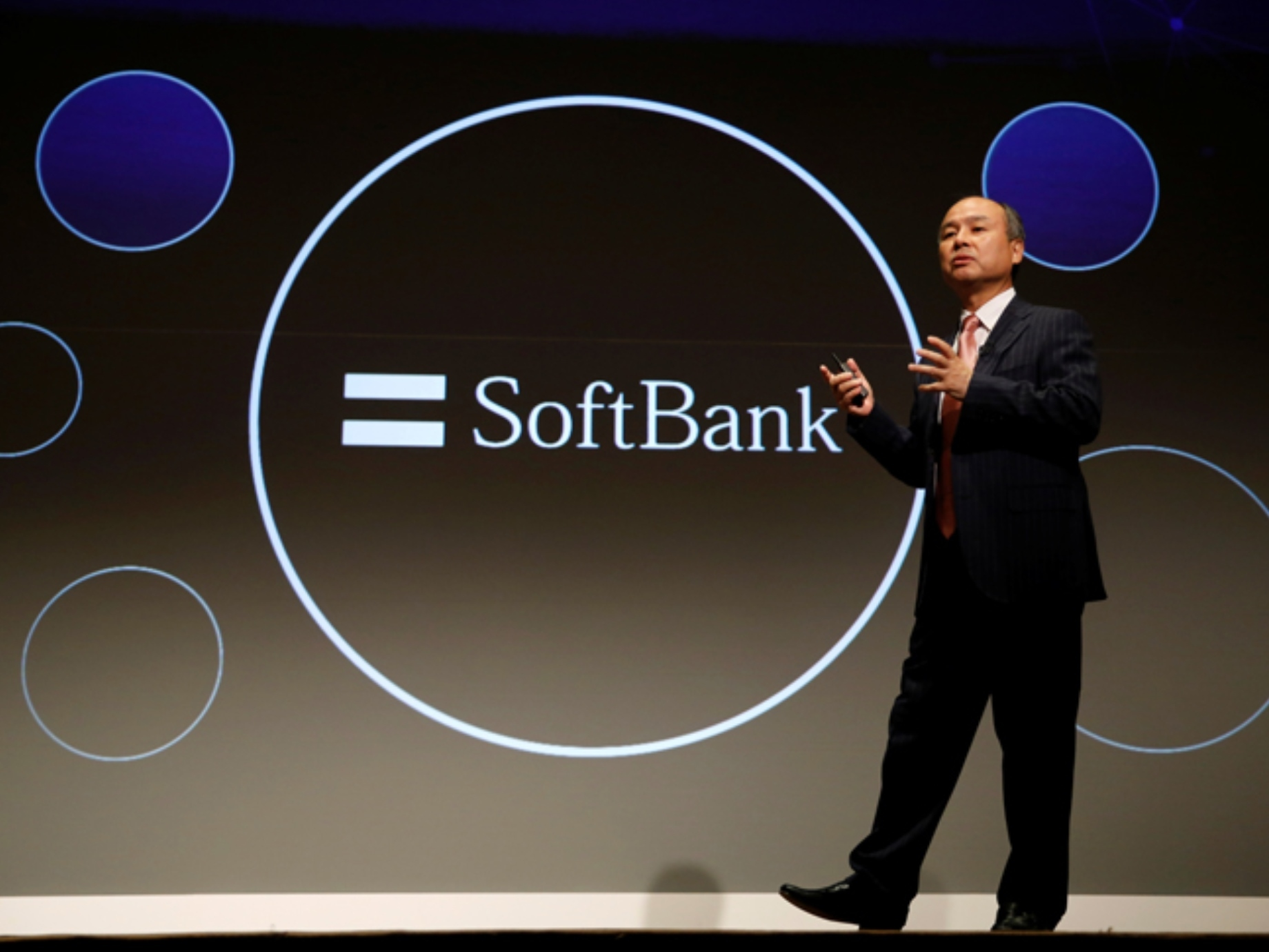 瞄準未來科技趨勢!軟銀3大投資案專注「大數據、AI、自動化」